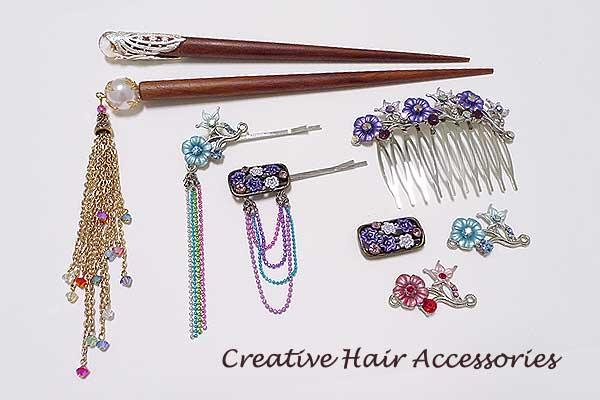 Creative Hair Accessories