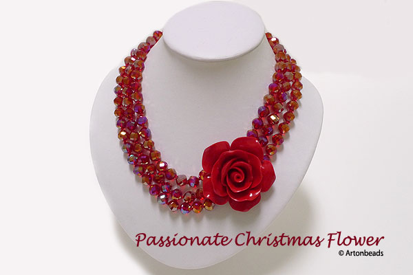 Passionate Christmas Flower