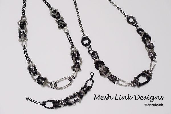 Mesh Link Designs