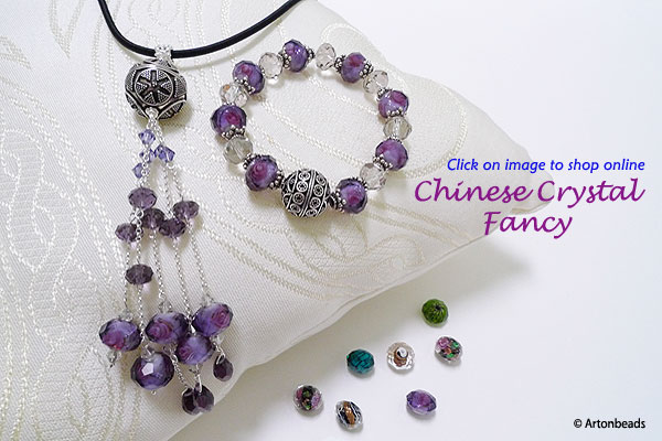 Chinese Crystal Fancy