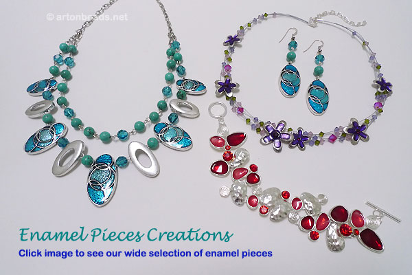 Enamel Pieces Creations