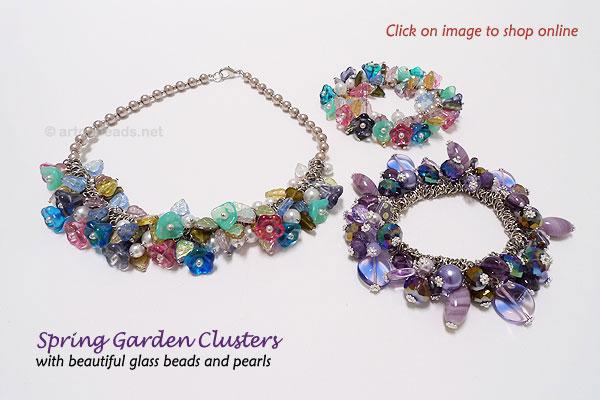 Spring Garden Clusters