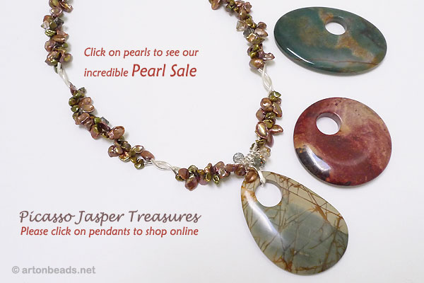 Picasso Jasper Treasures