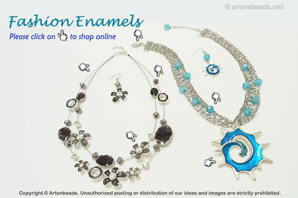 Fashion Enamels