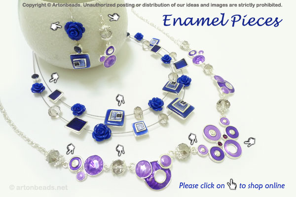 Enamel Pieces