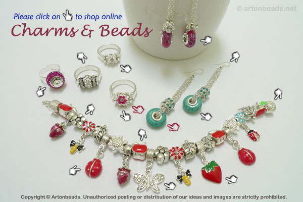 Charms and Beads