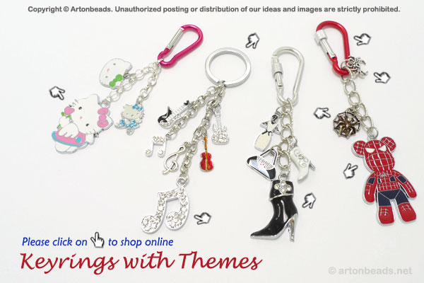 Keyrings with Themes