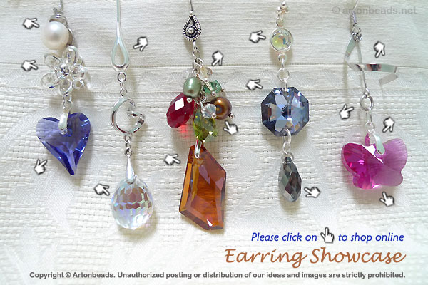 Earring Showcase