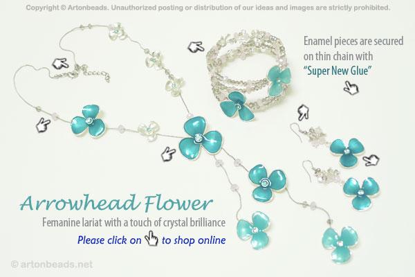 Arrowhead Flower