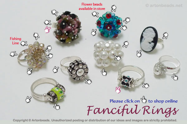 Fanciful Rings