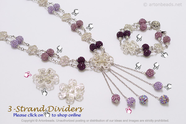 3-Strand Dividers