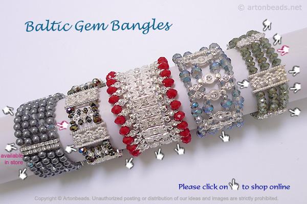 Baltic Gem Bangles