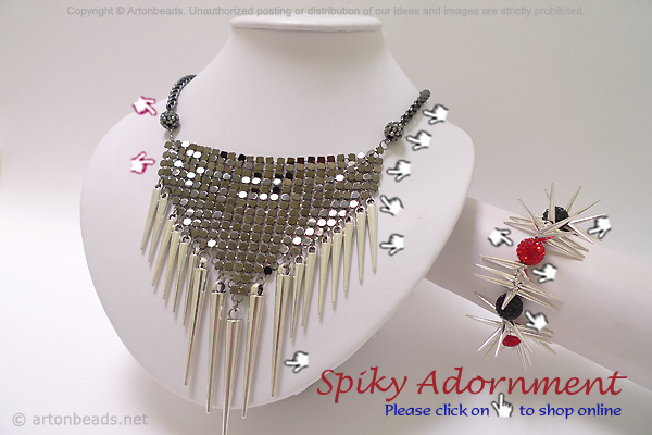 Spiky Adornment