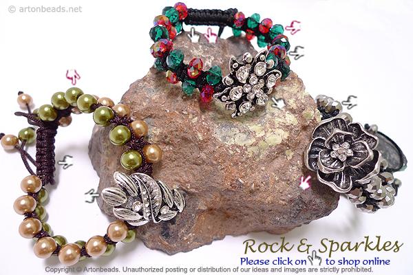 Rocks & Sparkles