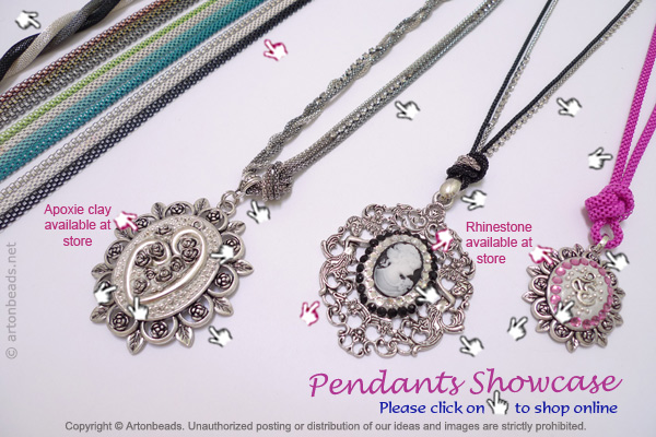 Pendants Showcase