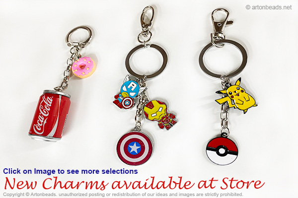 New Charms available at Store