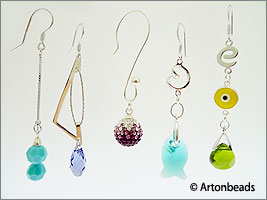 New Earring Hook Designs