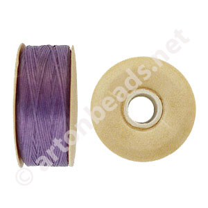 Nymo - Light Purple - Size D - 59m - 2pcs