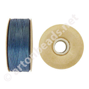 Nymo - Royal Blue - Size D - 59m - 2pcs