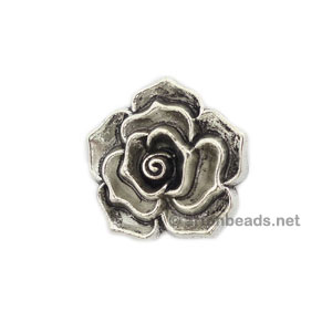 Casting Charm - Flower - 38mm - 1pc