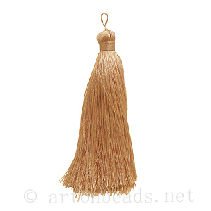 Satin Tassel - Silk - 110mm - 1pc