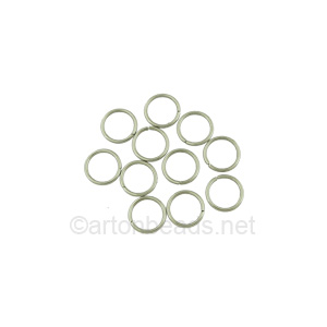Jump Ring - Stainless Steel - 0.7x5mm - 200pcs
