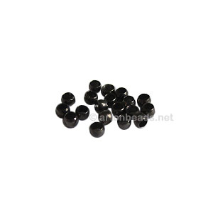 Crimps - Gun Metal Plated - 2mm - 500pcs