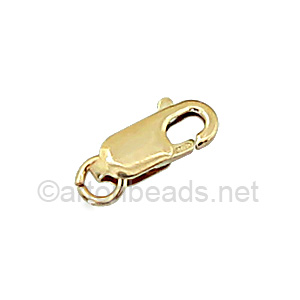 14K Gold Filled Lobster Clasp - 10mm - 2pcs