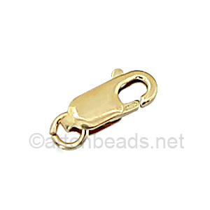 14K Gold Filled Lobster Clasp - 12mm - 2pcs