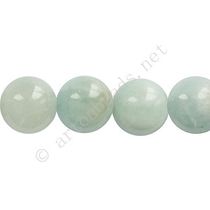 Aquamarine - Round - 10mm