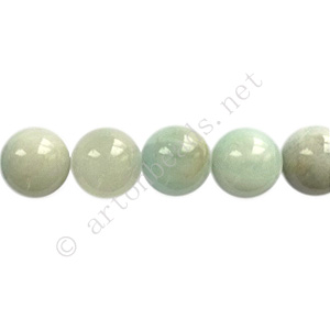 Aquamarine - Round - 8mm