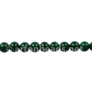Malachite - Round - 4mm