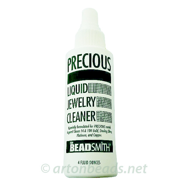 Liquid Jewelry Cleaner - 4 Fluid Ounces - 1 bottle