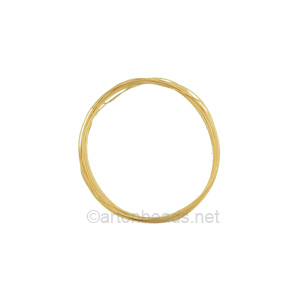 14K Gold Filled Wire - 30 Gauge/0.25mm - 6 Ft