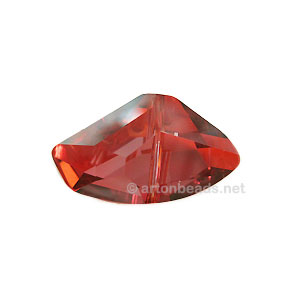 Red Magma - Swarovski 5556 Galactic - 13x24mm - Click Image to Close