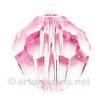 Light Rose - Swarovski 5000 Round - 5mm