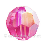 Rose AB - Swarovski 5000 Round - 4mm
