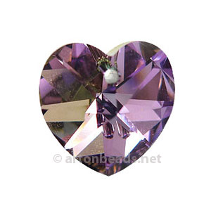 Vitrail Light - Swarovski 6228 Heart - 14mm