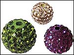 Swarovski Full Diamond Beads