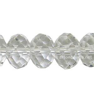 *Crystal Luster - 9x12mm Chinese Machine Cut Crystal A+