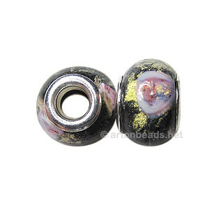 Lamp Work Glass Bead