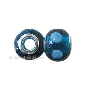*Lamp Work Glass Bead