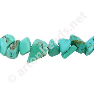 ( Dyed Turquoise ) - Chipstone