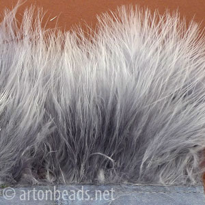 "Marabou Feather - 2.2-3.32"" - 11.5"""